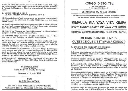 KONGO DIETO 781 a