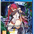 dead or school ps4 eu