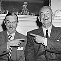 Laurel & hardy en 1956
