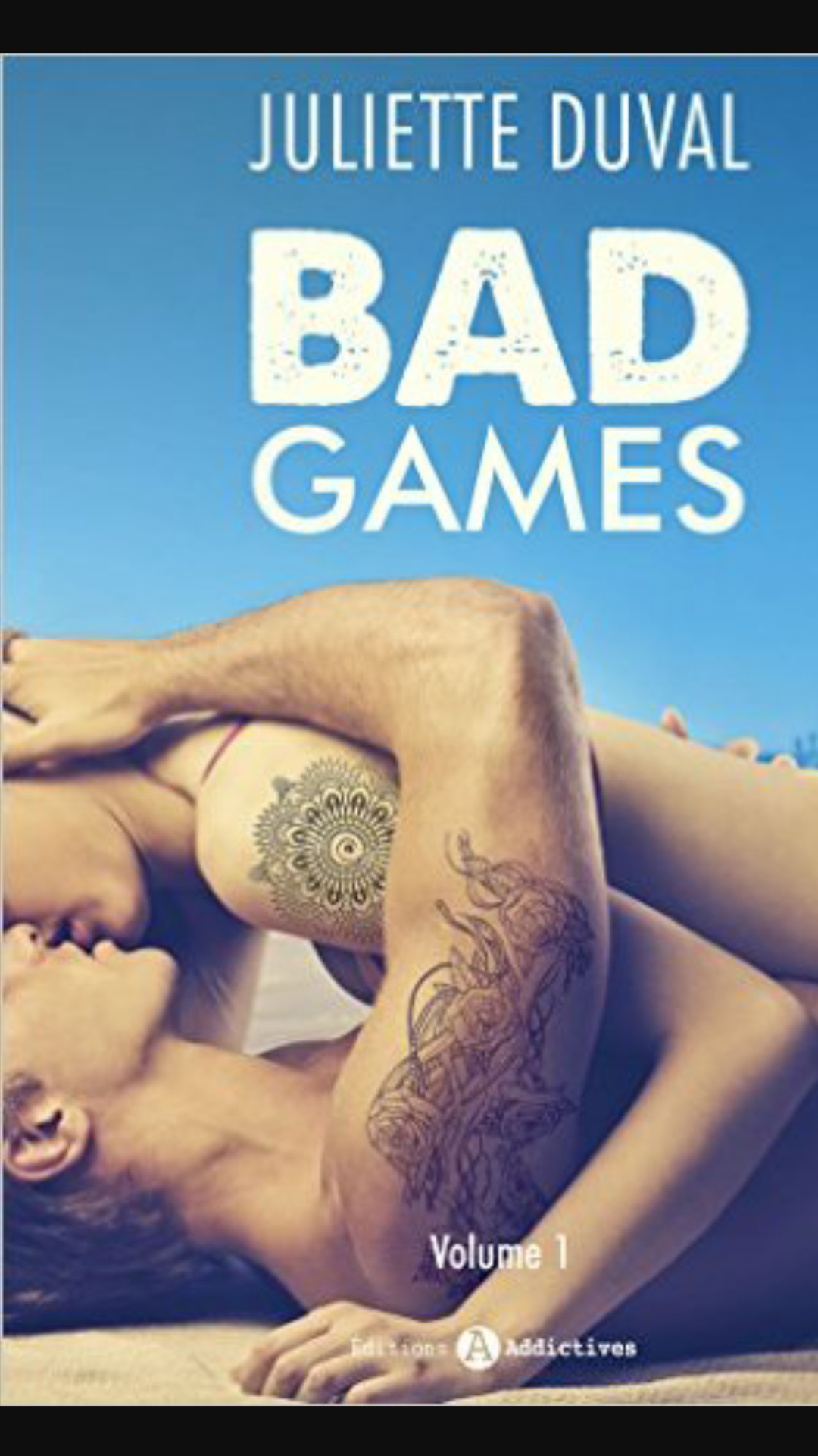 Bad games de Juliette Duval