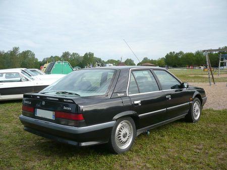 RENAULT 25 V6 turbo Baccara 1990 Madine (2)