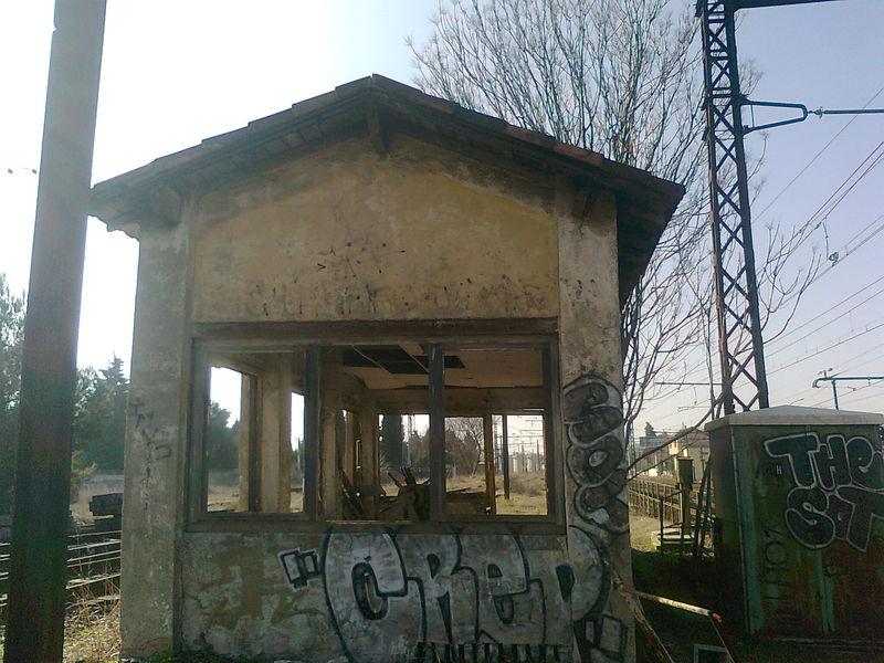 Nîmes (Gard) Poste H