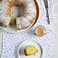 Gâteau extra moelleux aux courgettes