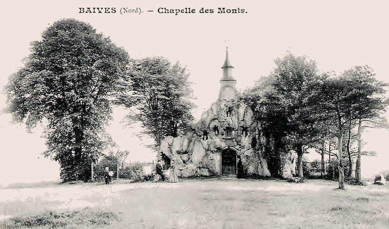 BAIVES - La Chapelle des Monts