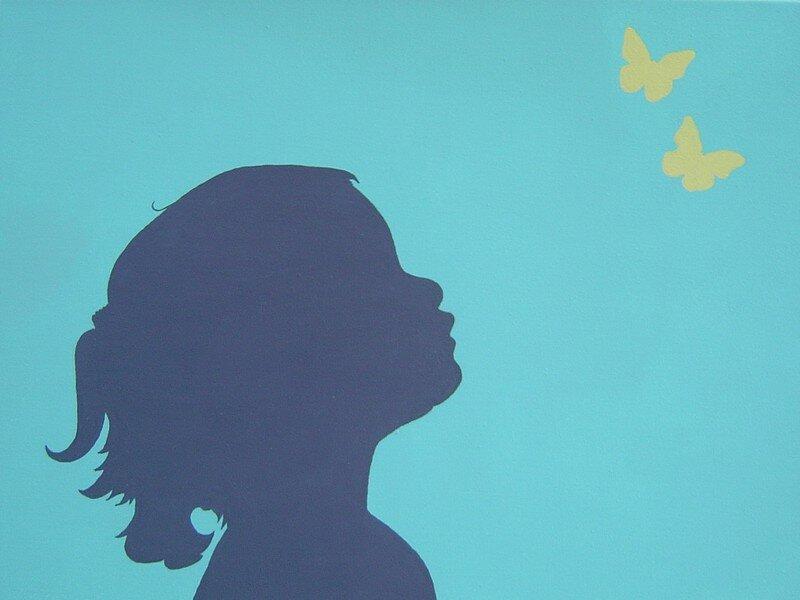 Louise et les papillons