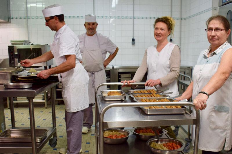 RMS 2020 REPAS VÉGÉTARIEN cuisine