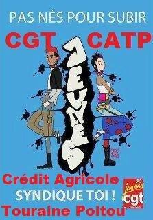 Syndic jeunes CGT CATP rouge
