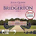 Benedict (la chronique des bridgerton #3), de julia quinn