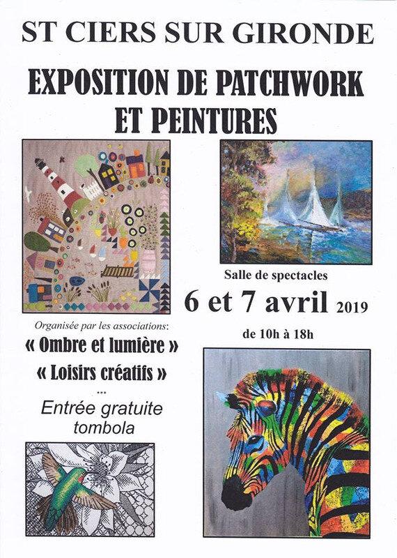 expo saint Ciers 19