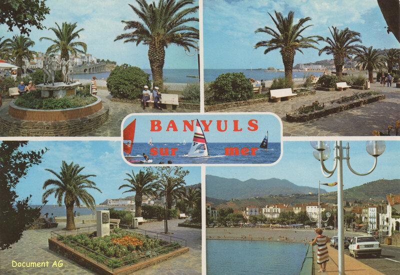 629 La ville, la plage, les jardins 1993