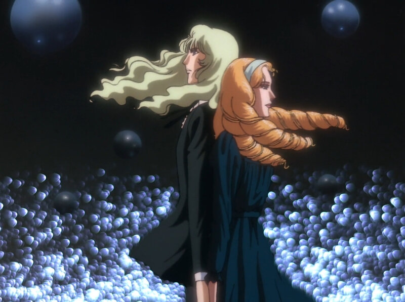 Mangas Séries Oniisama E35 Rei Le bord de mer 19