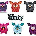 Furby - peluche interactive - hasbro