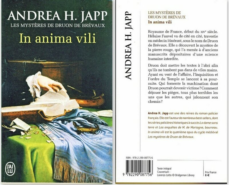 In anima vili - Andréa H