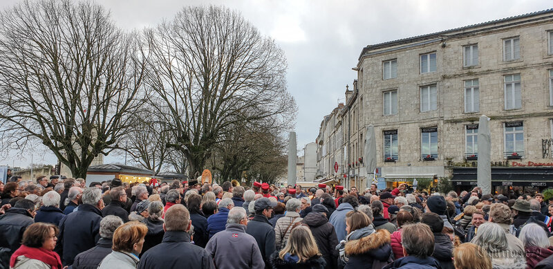 La Rochelle retour en images sur l'inauguration de l'hôtel de ville (2)