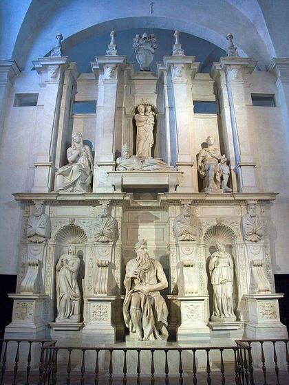 tombeau jules II