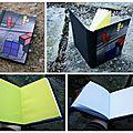Carnet Tetris pour joueur