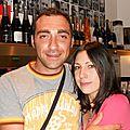 Alessandro & Barbara, Milan, Italie, 7-6-2011