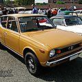 Datsun 100a e10 cherry berline 2 portes 1973-1974