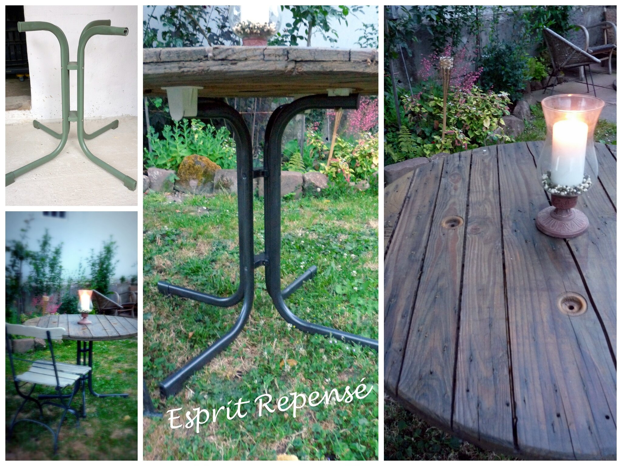 Best Touret Pour Table De Jardin Gallery - House Design ...