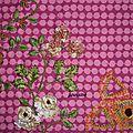 bohemian flowersII-volet2