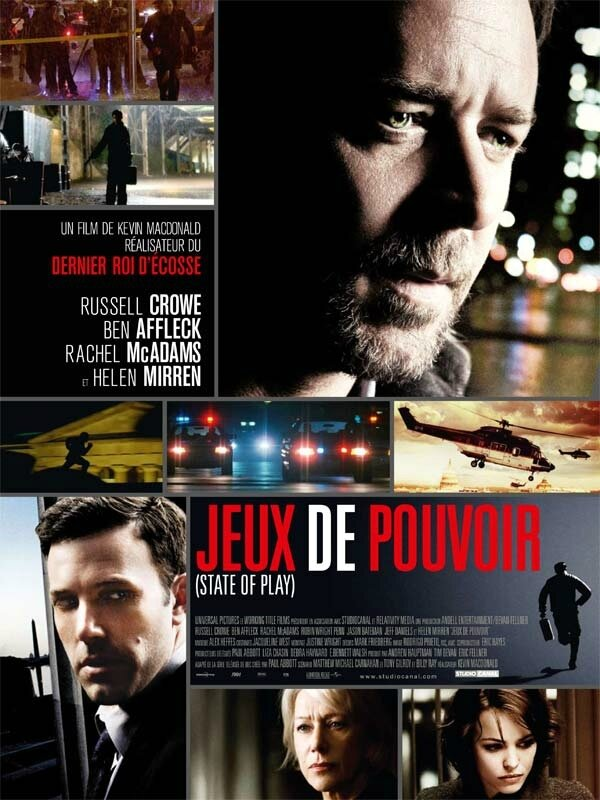 State of Play affiche