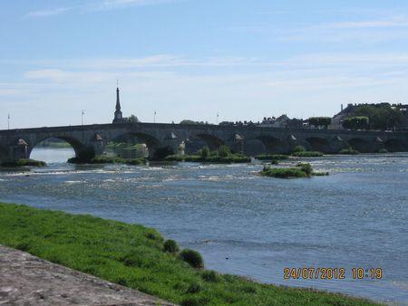 Loire à Blois