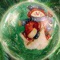 1 Photos et explications pour décorer des boules de noël