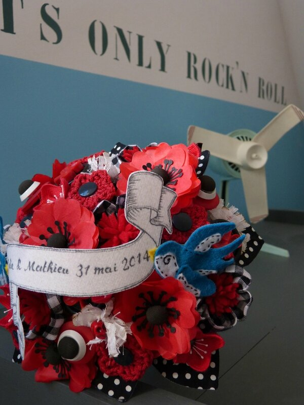 Bouquet Rockabilly (11)@