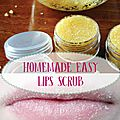 Lips faciles scrub