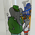 Collection ... verres babar (1970) *