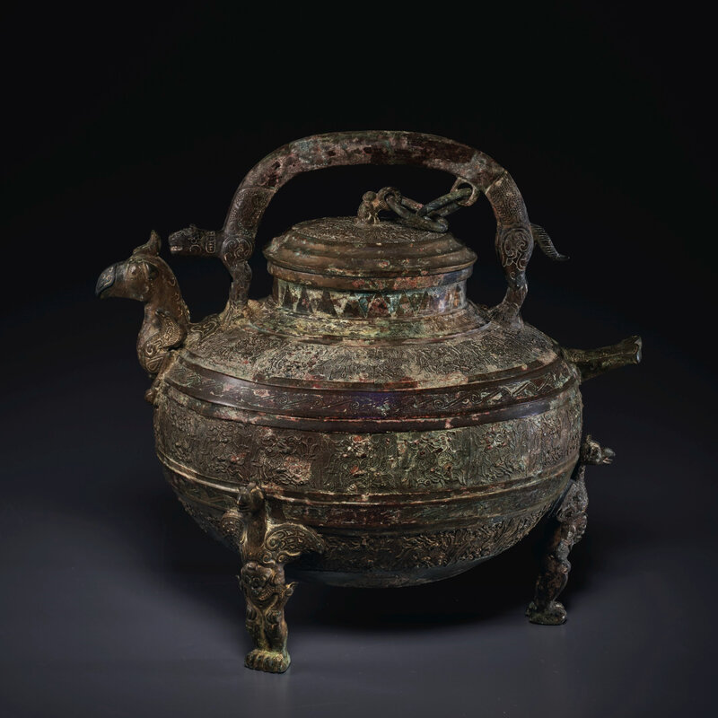 2020_NYR_18823_1510_001(a_copper-inlaid_bronze_ritual_tripod_pouring_vessel_he_warring_states112901)