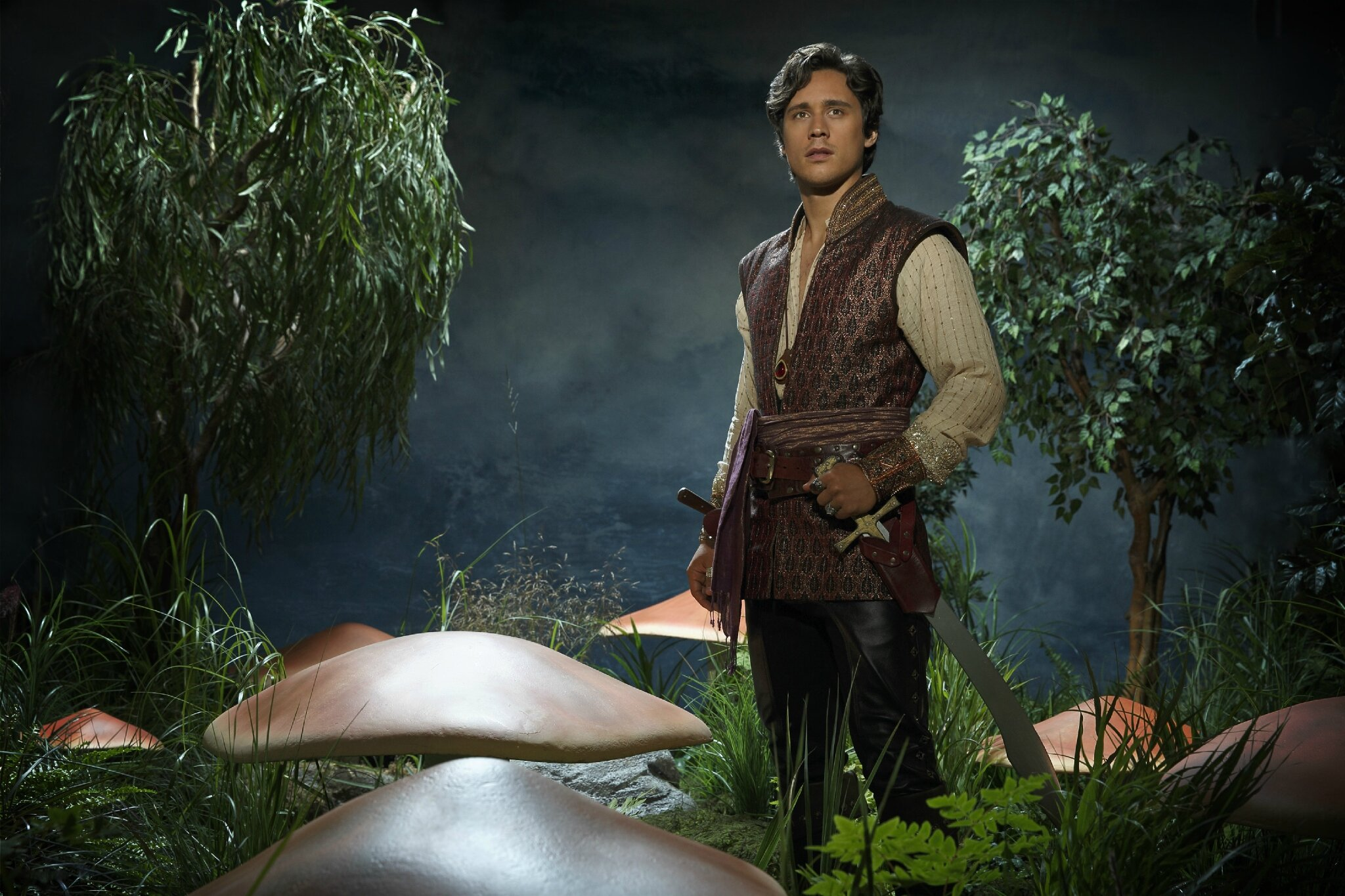 Peter-Gadiot Once Upon A Time in Wonderland