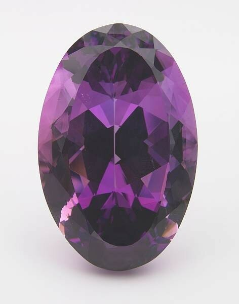Faceted American Amethyst, Jon Johnson's Claim,