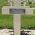 Thibault albert (la chapelle saint laurian) + 05/07/1915 argonne (55)