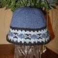Petit bonnet pour Anne-Laure