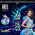 Avec angel, thierry mugler invite au rêve et lance sa première application multi-support « thierry mugler -angel»