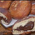 Beignets fourrés nutella