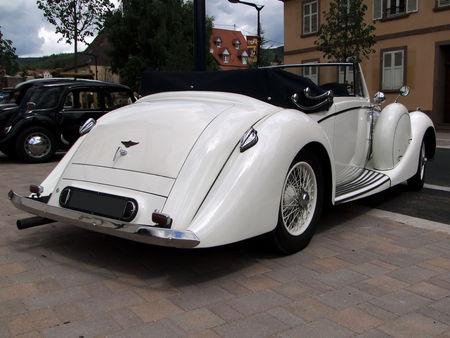 LAGONDA LG6 Drophead Cabriolet 1939 2