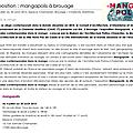 Exposition : mangapolis à brouage