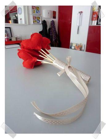 bouquets de coeur