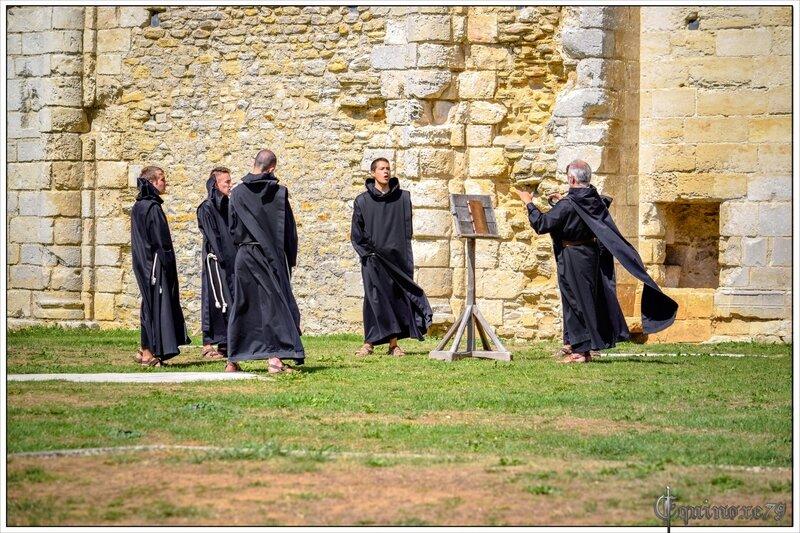 moines abbaye maillezais rabelais (3)