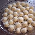 Boules coco noisette