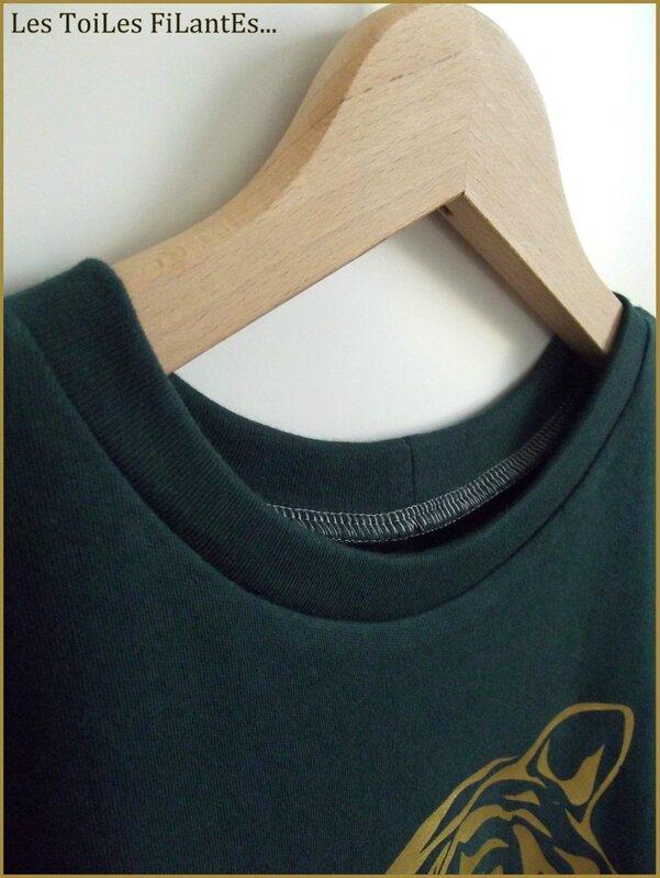 Tee-shirt Graou et sarouel3