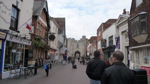12 - Canterbury