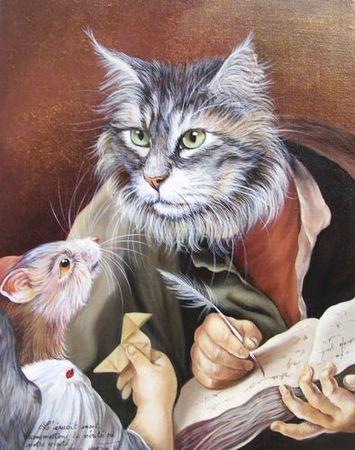 Les chats de Sylvia Karle-Marquet (14)