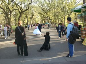 centralpark wedding