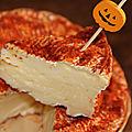Camembert d'halloween
