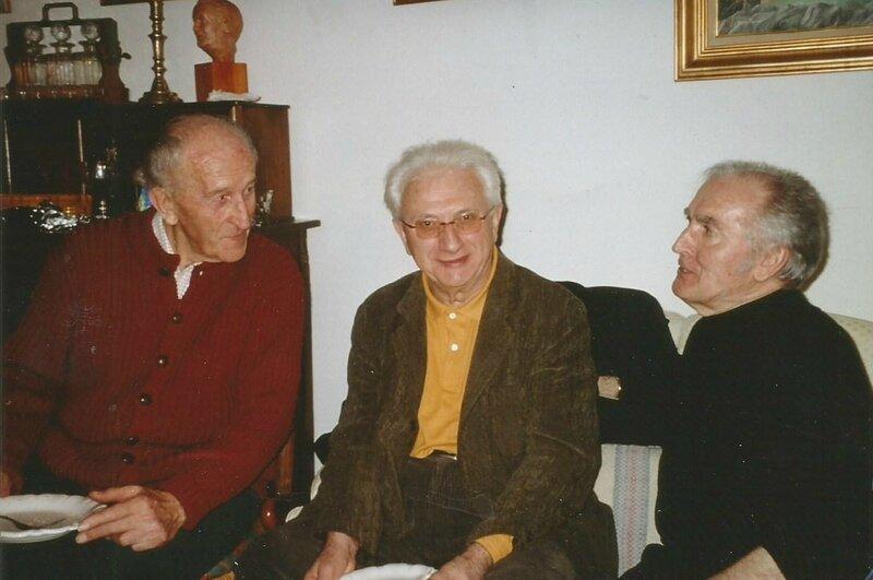 Photo de Serge, Clergue, André Bernard