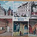 Blois 2 - le chateau datée 1967