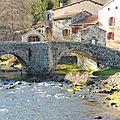 Pont romain de Saurier (3)